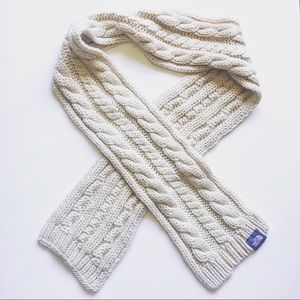 The North Face Cable Knit Scarf